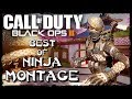 Black Ops 3: Best of Ninja Montage - Funny Moments, Ninja Defuse, Trolling, Knifing Feeds & More!