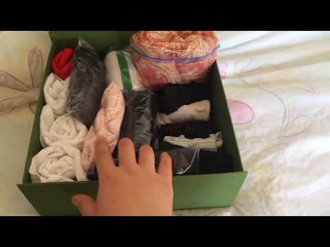 Minimalism Girl's Closet   Necessary and Good Quality clothing   Tips & Display