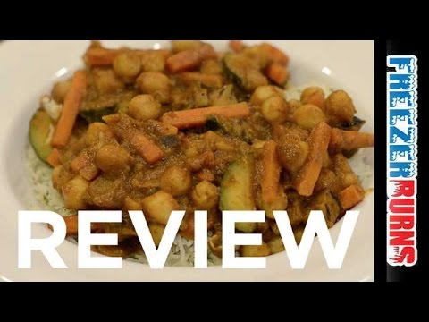 Seven Spoons Moroccan Chickpea Tagine Video Review: Freezerburns (Ep691)