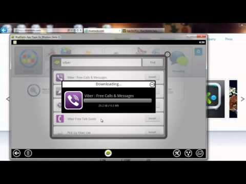 How to Install Viber on Windows8