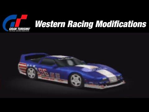 Gran Turismo 1: Racing Modifications Part 1 - UK & US