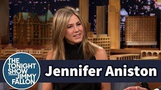 Jimmy Fallon Is Jealous of Jennifer Aniston