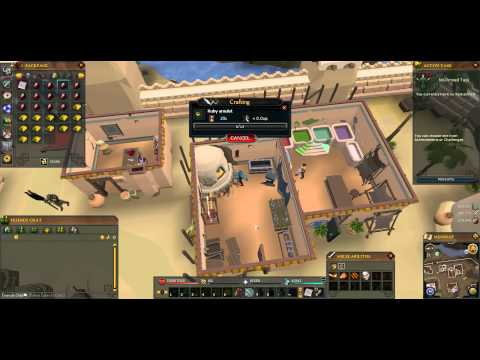 Runescape 3   How to make a ruby Amulet