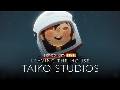 Leaving the Mouse: Interview with Bobby Pontillas and Andrew Chesworth of TAIKO Studios