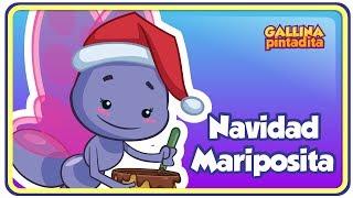 Navidad de la Mariposita - Oficial - Canciones infantiles