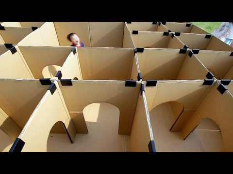 16 Things You Can Make With A Cardboard Box █▬█ █   ▀█▀ That Will Blow Your Kids' Minds ᴴᴰ
