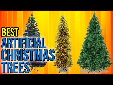 10 Best Artificial Christmas Trees 2017