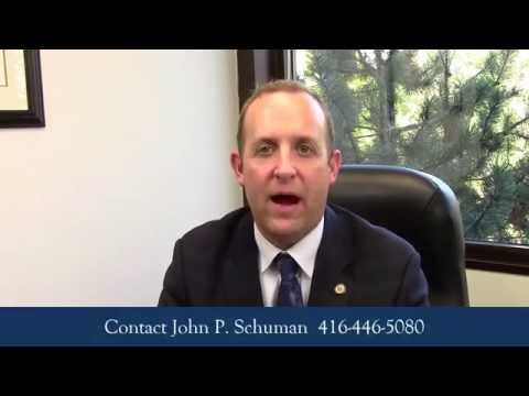 Does getting separated or divorced mean going to court? - John Schuman