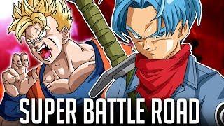 MAX DIFFICULTY FUSION SUPER BATTLE ROAD! DBZ Dokkan Battle