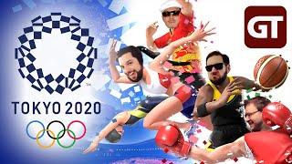 Die besten Sportler der Welt - Olympische Spiele Tokyo 2020 - GameTube Vs.