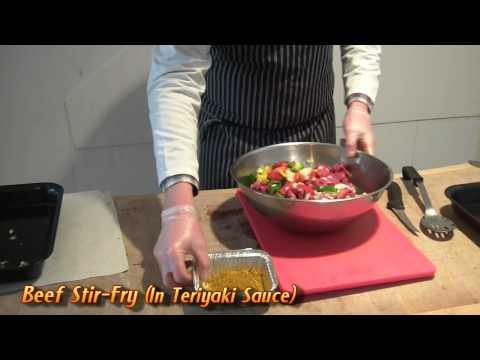 Murphys Beef Stir Fry
