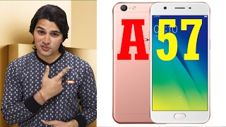 Oppo A57 : Typical OPPO !! (Opinion Only) [Hindi-हिन्दी]