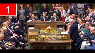 IN FULL | First House of Commons Meet after the Queen