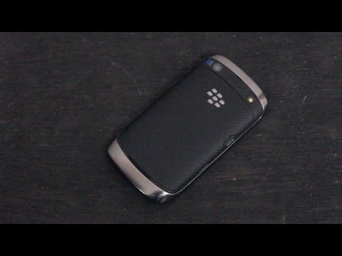 BlackBerry Curve 9360 with NFC,WiFi,Trackpad Unboxing