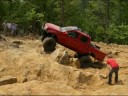 2001 Nissan Frontier Solid Axle Swap - Extreme Off road