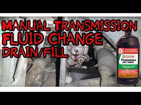 saturn ion 2004 transmission fluid