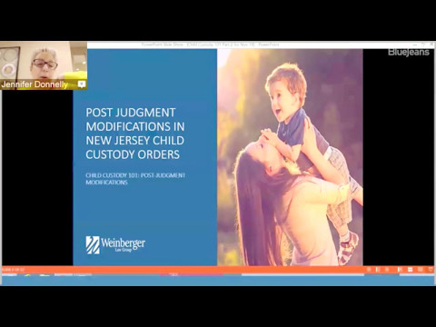Get the Skinny on Child Custody Modifications and Enforcement