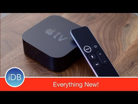 Top 10 New Features in the New Apple TV 4K