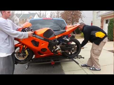 How to Build a Motorcycle Carrier