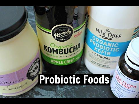 Probiotic Foods For Gut Health - Low Carb Keto Diet Probiotics - Vlogmas 8