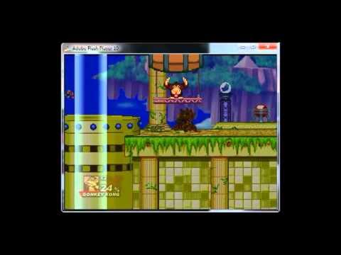 Let's Start A New Game - Super Smash Flash 2 (v0.8)