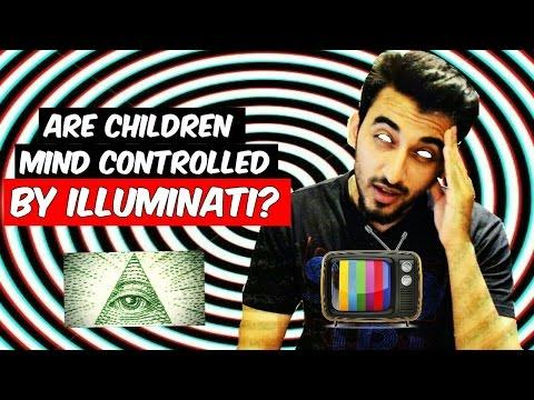Children's Mind Controlled by illuminati? l Hindi Urdu l The Baigan Vines