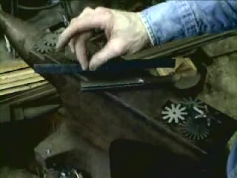 Spur Making - How to Make Handmade Spurs - Part 6