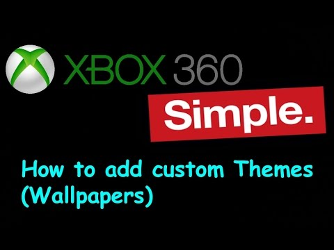 How to Get Custom Xbox 360 Themes (NO PC)
