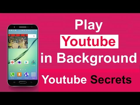 How to Play YouTube Videos in Background | Floating For Youtube