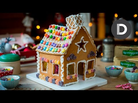 DIY Gingerbread House!