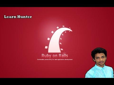 Ruby on rails connect mysql database
