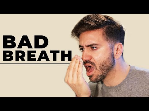 7 TIPS TO GET RID OF BAD BREATH INSTANTLY | How To Not Have Bad Breath | ALEX COSTA
