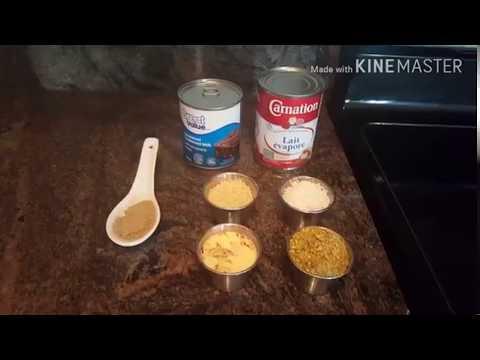 Instant no cook Kulfi 4 ways (Pistachio, saffron, almond and coconut kulfi)