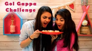 Gol Gappa Challenge