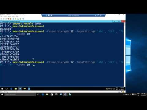 PowerShell Active Directory