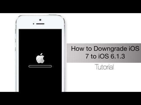 Downgrade from iOS 7 to iOS 6.1.3 on your iPhone 4 using iFaith - iPhone Hacks