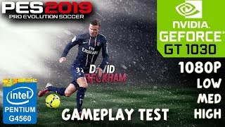 PES 2019 BENCHMARK FPS ULTRA 1080P IN (AMD R9 280X 3GB)