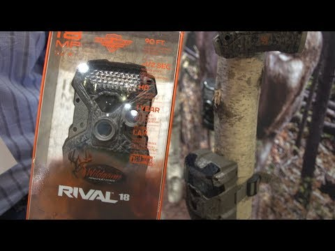 Wildgame Innovations Rival 18: More Game Cam For Less [New]