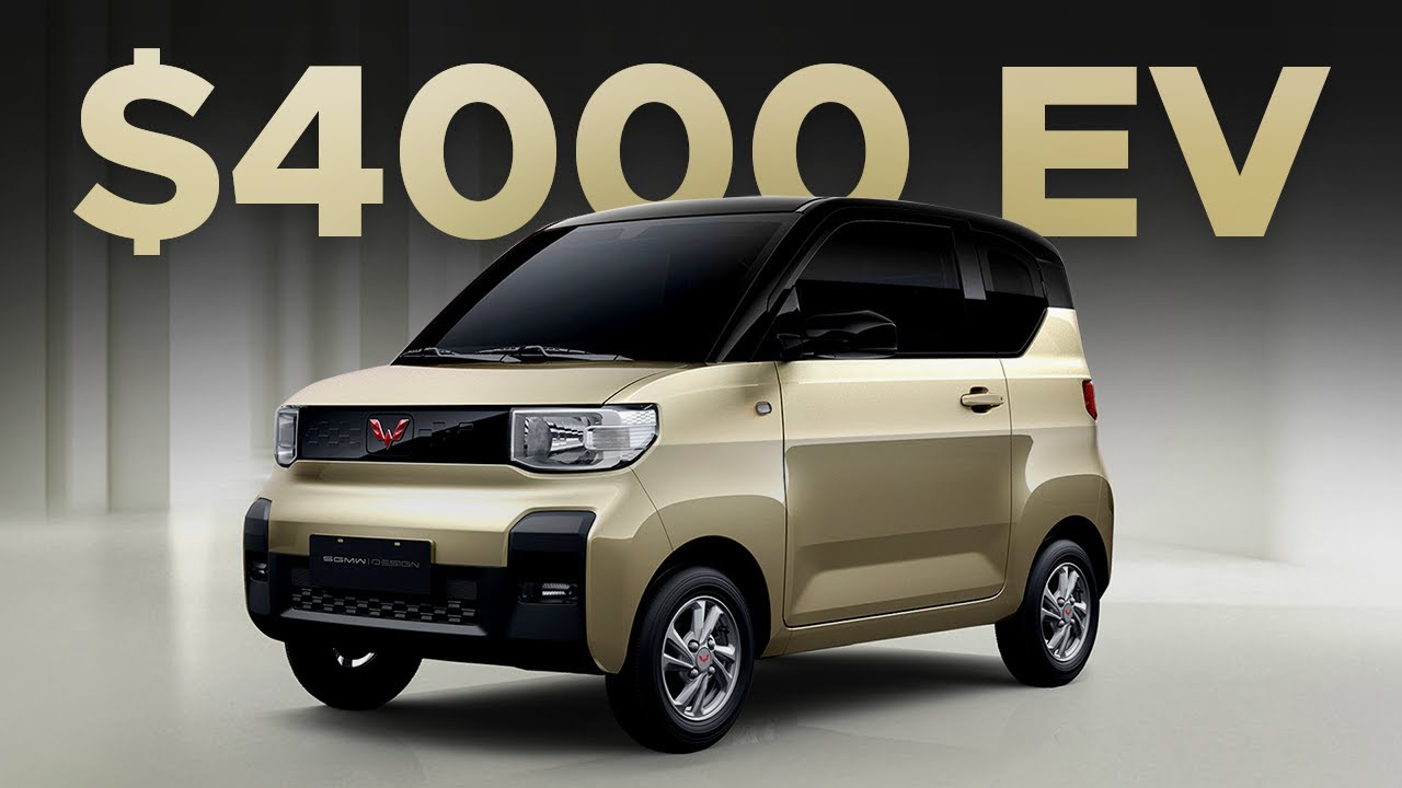 The $4000 Electric Car Dominating China