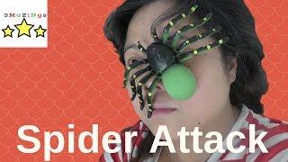 Download mom got bitten by a spider! spider family fun play. spider attack Video