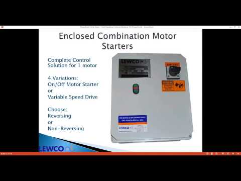 LEWCO Unit Handling Controls 101