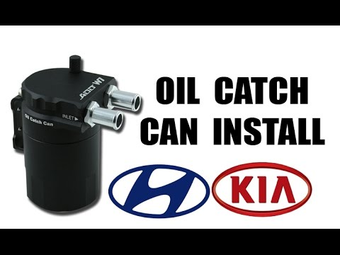 HOW TO: Install Oil Catch Can