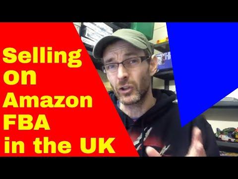 Amazon FBA UK - Preparing my next shipment - Making money selling on Amazon UK