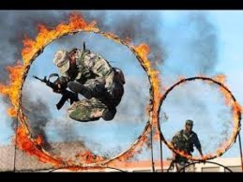 INDIAN ARMY COMMANDO SELF DEFENCE TRAINING