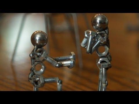 Prodigy Teen's Welding Art