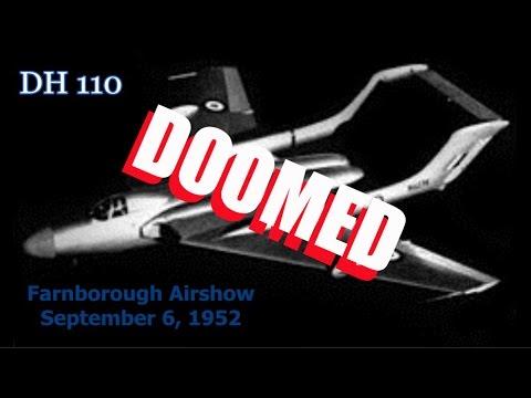 CRHnews - Eyewitnesses to Farnborough 1952 DH110 jet crash