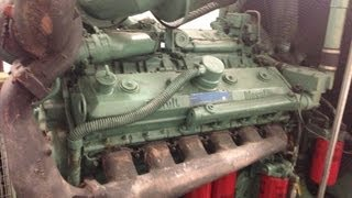 twin supercharged detroit diesel v-12 hotrod - PakVim net HD