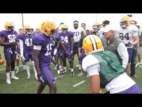 Walk ons get a chance to join in LSU's