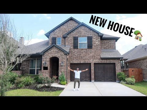 GUESS WHO MOVED?? OFFICIAL HOUSE TOUR!!!
