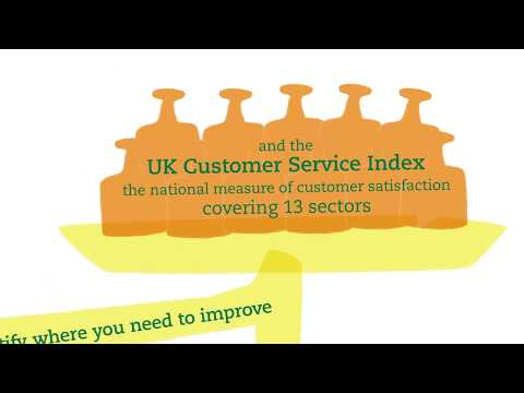 Improve your customers' experience with the Institute of Customer Service